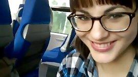 dans le train je baise pas