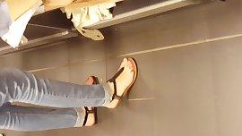 Very hot teen feet pt.1
