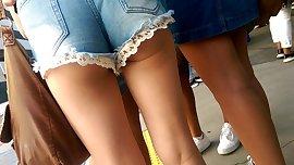 teen in shorts 40