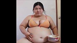 Bbw teen ameena chubbycuttie