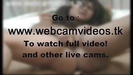 HOT Teen Masturbating & Squirting Hard Live! at www.webcamvideos.tk