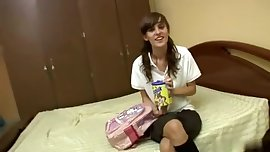 Primera Double Penetracion Teen SLUT