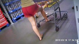 Hidden Cam Feet # 8