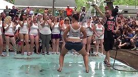 Amateur Wet T-Shirt Contest - Ponderosa 2016