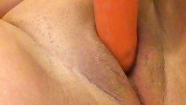 Carrot dildo