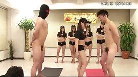 Japanese ballbusting