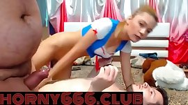 WebcamGladiator36 Riding Thick Cock on horny666.club